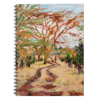 The Road Home 2012 Notebooks