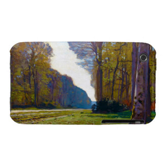 The Road of Chailly Claude Monet cool, old, master Case-Mate iPhone 3 Case