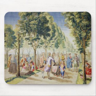 The Road of Delights Mouse Mat