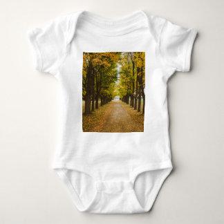 The Road of Life Baby Bodysuit
