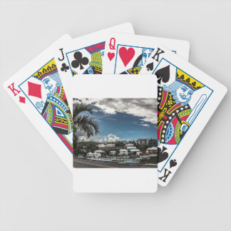 The Road Out Poker Deck