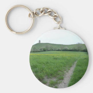 The Road to Avalon Key Ring