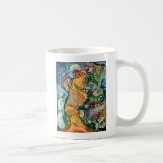 The Road to Cagnes, 1924 Coffee Mug