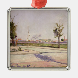 The Road to Gennevilliers, 1883 Christmas Ornament