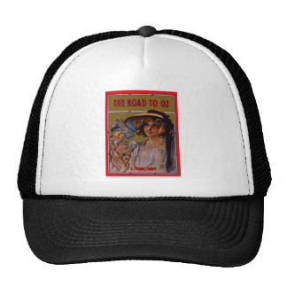 The Road To Oz Mesh Hat