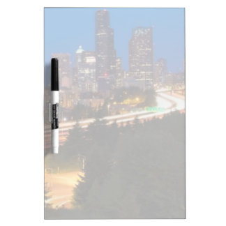 The road to Seattle Dry-Erase Boards