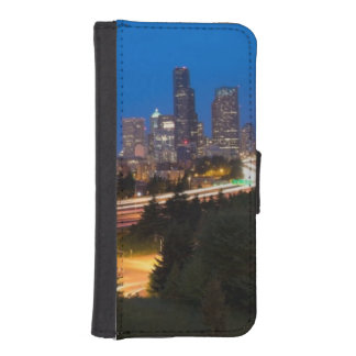 The road to Seattle iPhone SE/5/5s Wallet Case