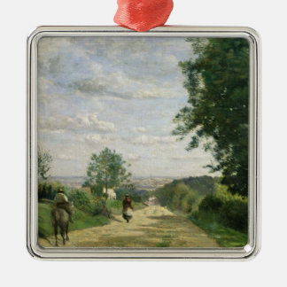 The Road to Sevres, 1858-59 Christmas Ornament
