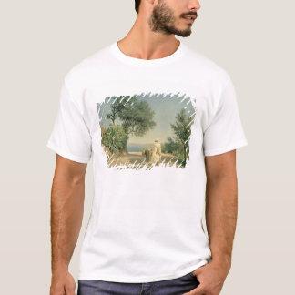 The Road to the Sea, Algeria, 1883 T-Shirt