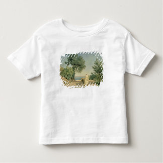 The Road to the Sea, Algeria, 1883 Toddler T-Shirt