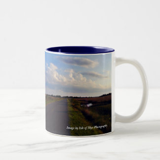 The Road to Zen Two-Tone Coffee Mug