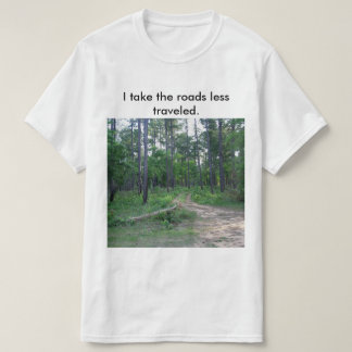 The Roads Less Travelled Men's T-shirt