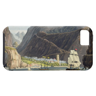 The Roads, St. Helena, engraved by Robert Havell ( iPhone 5 Case