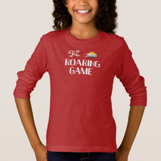 The Roaring Game, Curling T-Shirt
