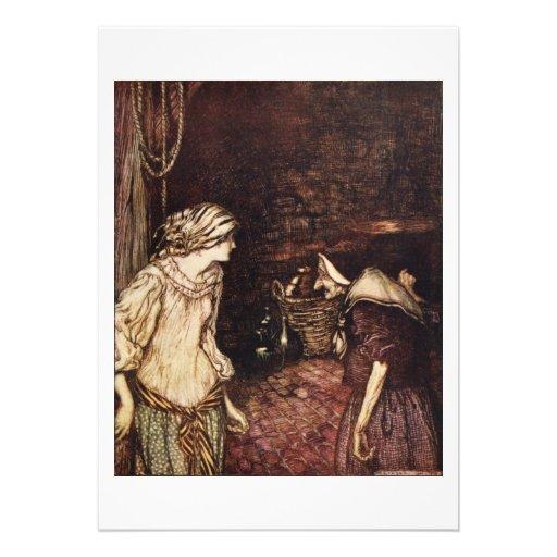 The Robber Bridegroom Invitation