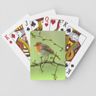 The Robin Playing Cards