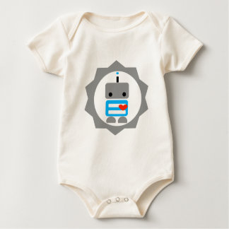 The Robot! Baby Bodysuit