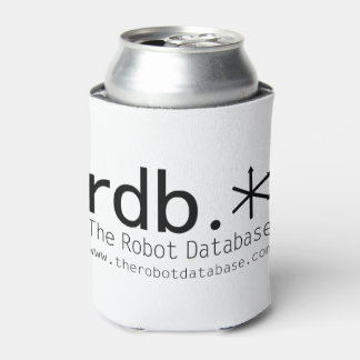 The Robot Database Can Cozy Can Cooler