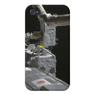 The robotic arm of the Japanese Experiment Modu Covers For iPhone 4