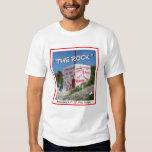 """The Rock"" Flint Michigan T Shirt"