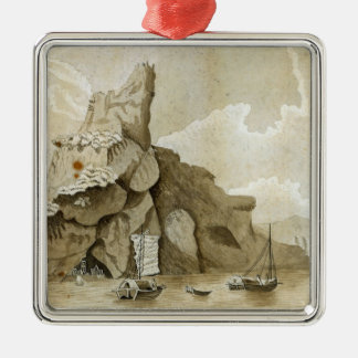 The Rock of Quang-Yin Christmas Ornament