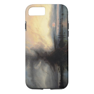 The Rock of Salvation, 1837 (oil on canvas) iPhone 8/7 Case