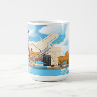The Rocket Coffee Mug