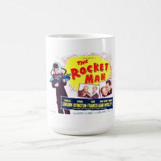 The Rocket Man Mug