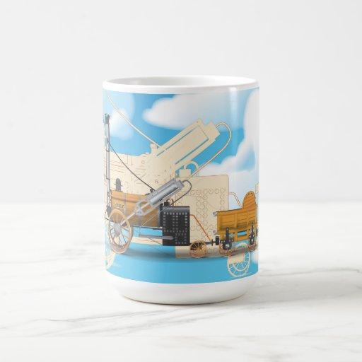 The Rocket Mug