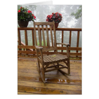 The Rocking Chair Card