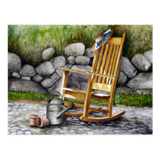 The Rocking Chair Post Cards