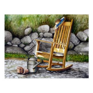 The Rocking Chair Postcard