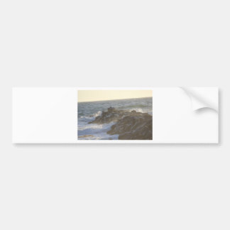 The Rocks Bumper Sticker