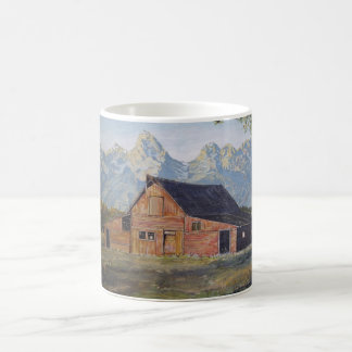 The Rocky Mountain Barn- mug