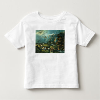 The Rocky Mountains Toddler T-Shirt