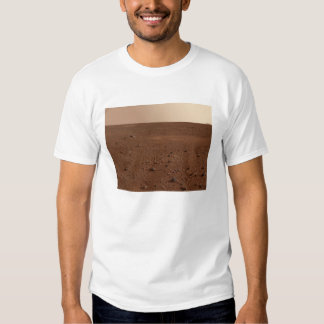 The rocky surface of Mars Tee Shirt