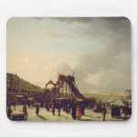 The rollercoasters on the Neva in St. Mouse Mat