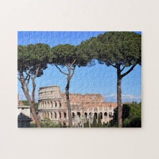 The Roman Colosseo Puzzle