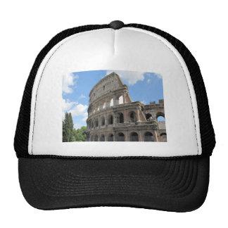 The Roman Colosseum Mesh Hats