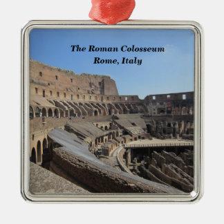 The Roman Colosseum, Rome, Italy Christmas Ornament