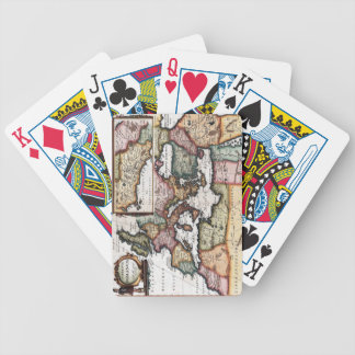 The Roman Empire Bicycle Playing Cards