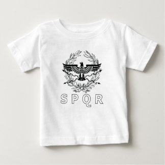 The Roman Empire SPQR Emblem Baby T-Shirt