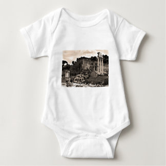 The Roman Forum Baby Bodysuit