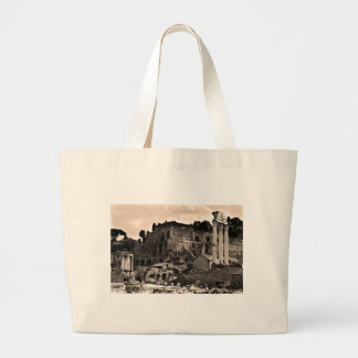 The Roman Forum Tote Bags