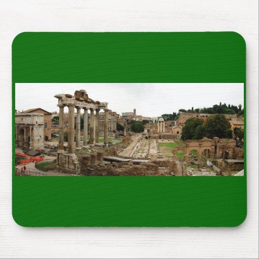 The Roman Forum Mouse Pad