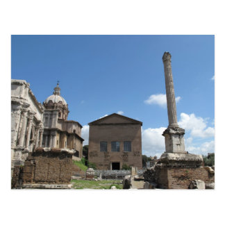 The Roman Forum · Photo, exterior Postcard