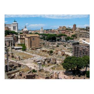 The Roman Forum, Rome - Postcard