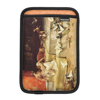 The Roman Maidens by Juan Luna. iPad Mini Sleeve