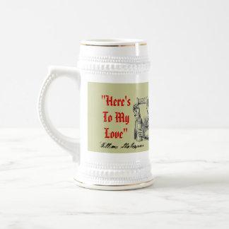 The Romeo Toast To Juliet Drink Poison Shakespeare Coffee Mugs