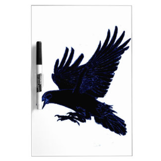 The Rook Dry Erase White Board